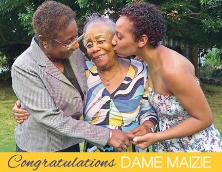 dame-maizie-congrats